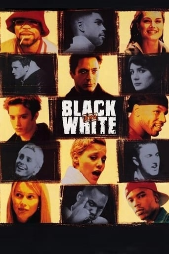Poster of Black and White