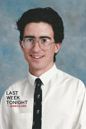 Poster of Last Week Tonight with John Oliver