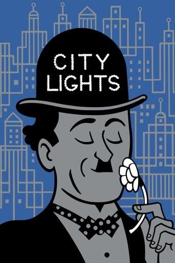 Poster City Lights
