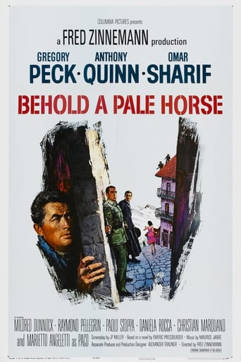 Poster of Behold a Pale Horse