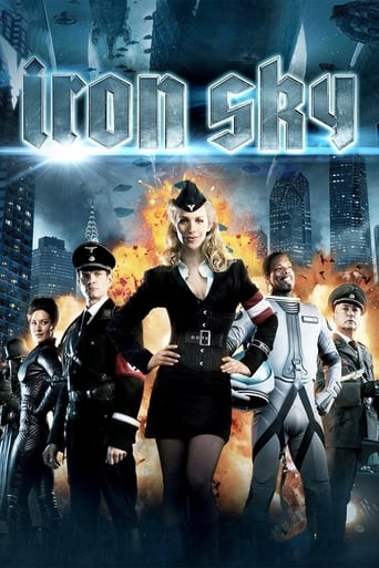 Poster of Iron Sky