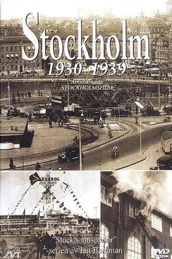 Stockholm 1930-1939