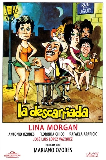 Poster of La descarriada
