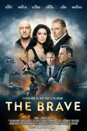 Poster of The Brave