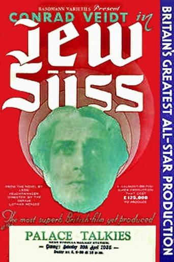 Poster of Jew Süss