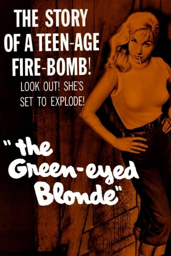 Poster of The Green-Eyed Blonde