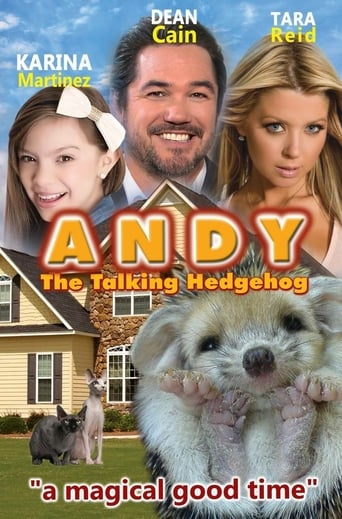 Poster of Andy the Talking Hedgehog