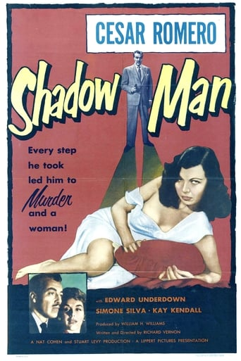 Poster of Shadow Man