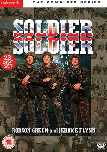Poster of Soldier Soldier