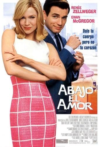 Poster of Abajo el amor