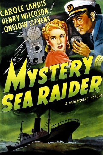 Poster of Mystery Sea Raider