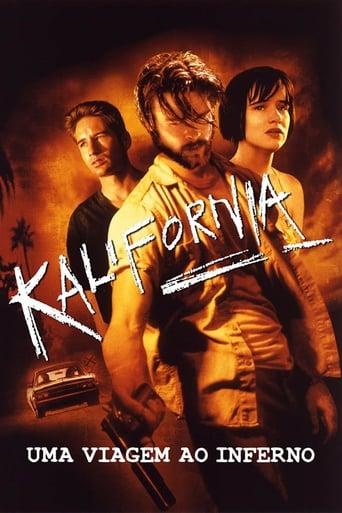 Kalifornia: Uma Viagem ao Inferno - Poster