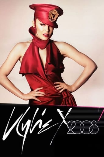Poster of Kylie Minogue: KylieX2008