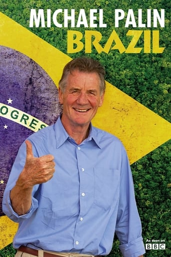 Poster of Brazil with Michael Palin