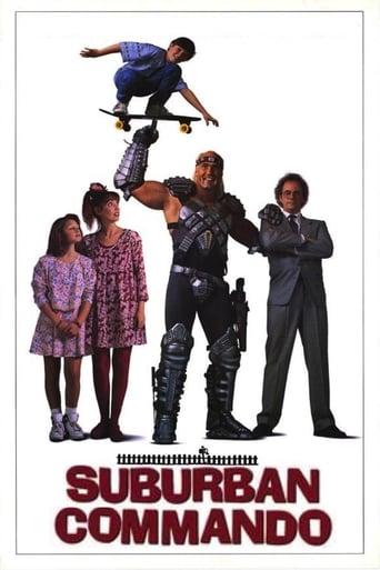 Poster of Suburban Commando