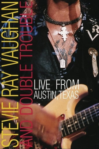 Stevie Ray Vaughan: Live from Austin Texas