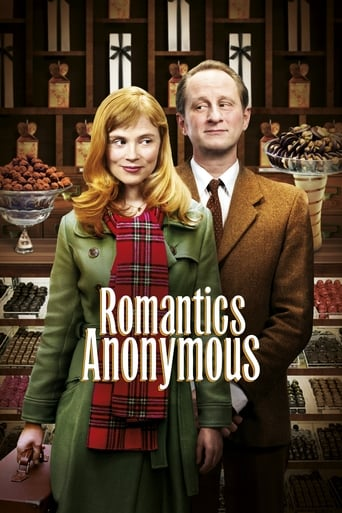 Poster of Romantics Anonymous