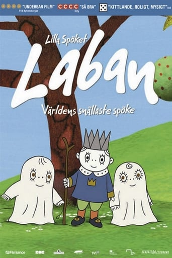 Lilla spöket Laban: Världens snällaste spöke