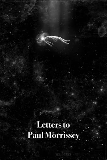 Poster of Letters to Paul Morrissey