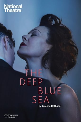 Poster of National Theatre Live: The Deep Blue Sea