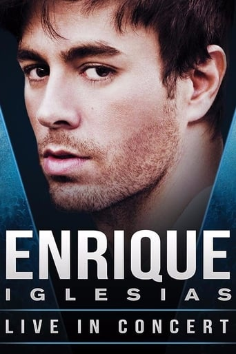 Poster of Enrique Iglesias Live from Odyssey Arena in Belfast UK