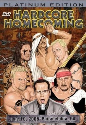 Hardcore Homecoming Movie Poster