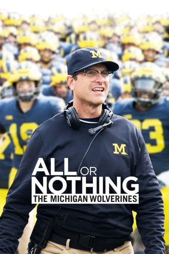 Poster of All or Nothing: The Michigan Wolverines