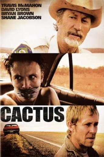 Poster of Cactus