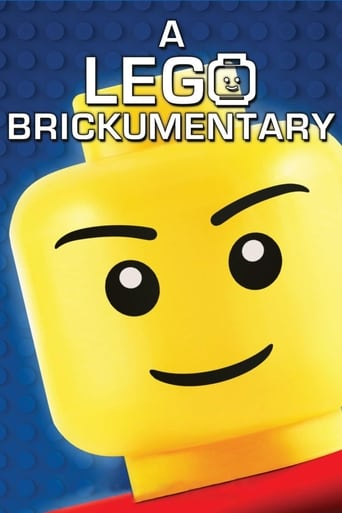 Poster of A LEGO Brickumentary