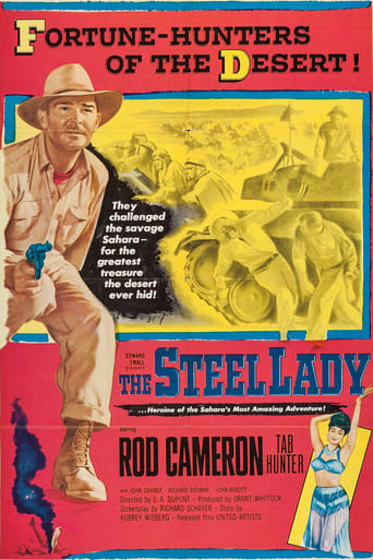 Poster of The Steel Lady