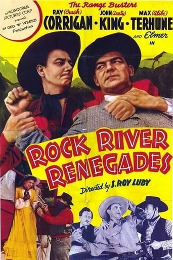 poster of Rock River Renegades