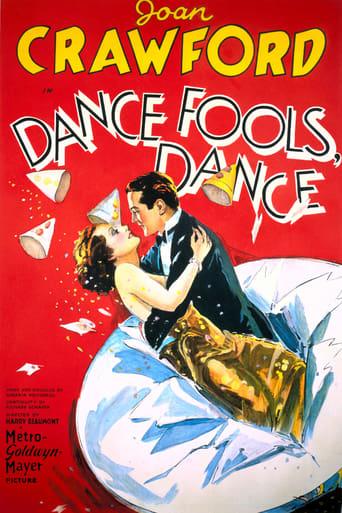 Poster of Dance, Fools, Dance