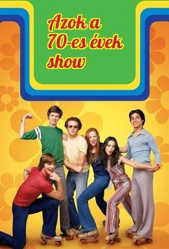 Poster of Azok a 70-es évek - show