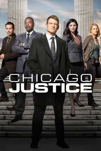 Chicago Justice Poster