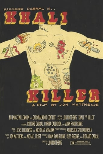 khali the killer 2017