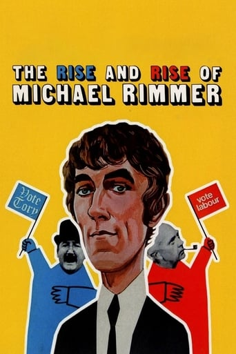 Poster of The Rise and Rise of Michael Rimmer