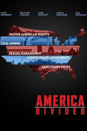Poster of America Divided