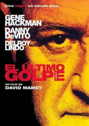 Poster of El último golpe