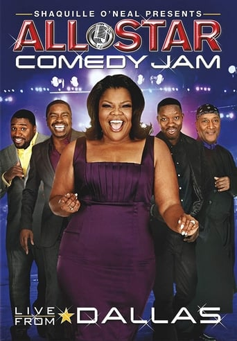 Poster of All Star Comedy Jam: Live from Dallas