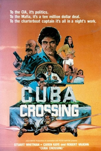 Poster of Cuba Crossing