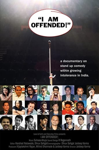 Poster of I Am Offended
