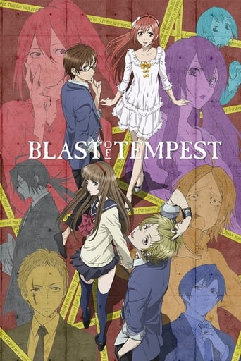 Poster of Blast of Tempest
