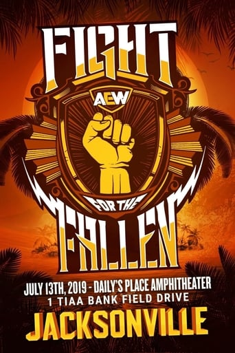 Watch AEW Fight for the Fallen full movie online 1337x