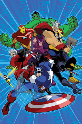 Poster of The Avengers: Earth's Mightiest Heroes