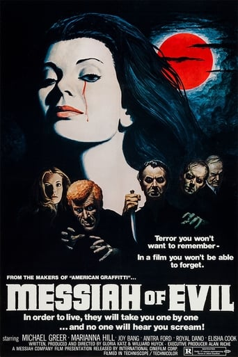 Poster of Messiah of Evil