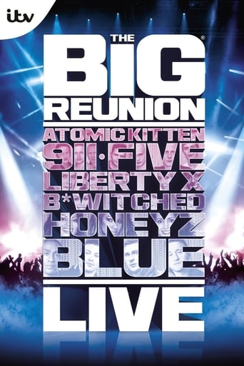 Poster of The Big Reunion Live