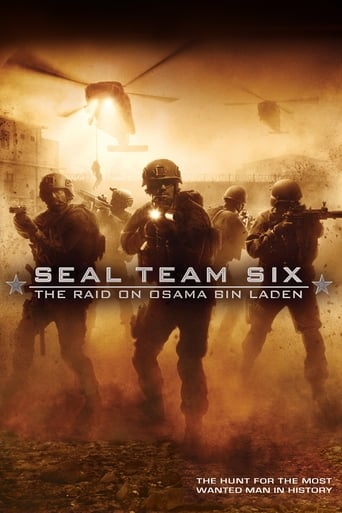 Poster of Seal Team Six: The Raid on Osama Bin Laden