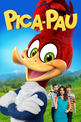 Pica-Pau: O Filme - Poster