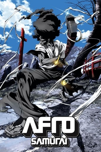 Poster of Afro Samurai