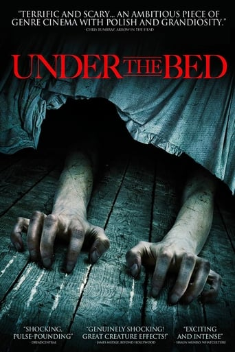 Poster of Under the Bed